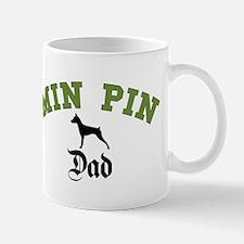 Min Pin Dad 3 Mug