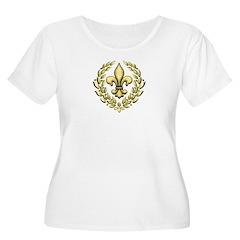 Fleur Laurel T-Shirt