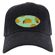 Taco Pattern Baseball Hat