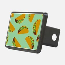 Taco Pattern Hitch Cover