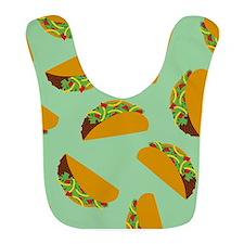 Taco Pattern Bib
