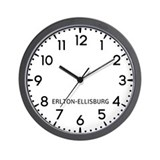 Erlton Basic Clocks