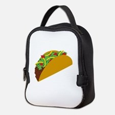 Taco Graphic Neoprene Lunch Bag