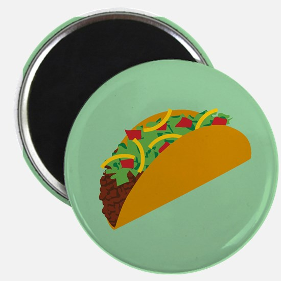 Taco Graphic Magnet