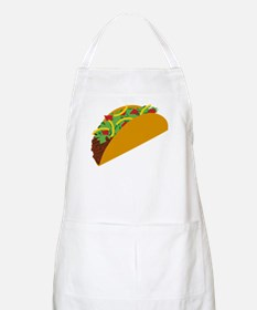 Taco Graphic Apron