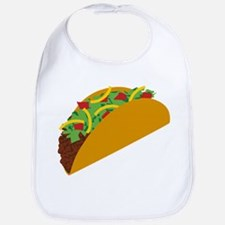 Taco Graphic Bib