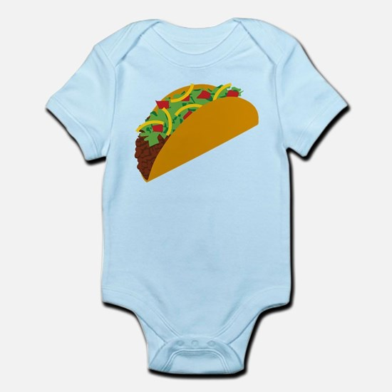 Taco Graphic Infant Bodysuit