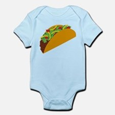 Taco Graphic Onesie