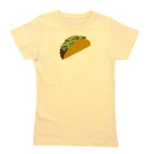 Taco Graphic Girl's Tee