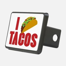 I Love Tacos Hitch Cover