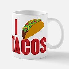 I Love Tacos Mug