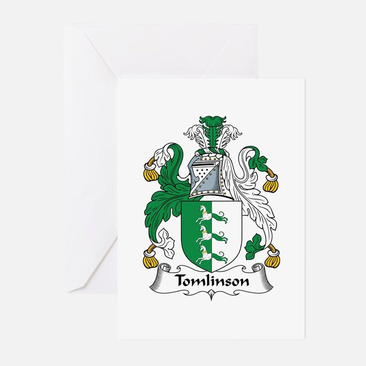 Tomlinson Greeting Cards (Pk of 10)