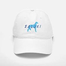 Saluki Blue w/ Text Baseball Baseball Cap