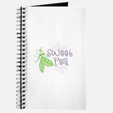 Sweet Pea Journal
