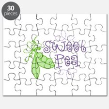 Sweet Pea Puzzle