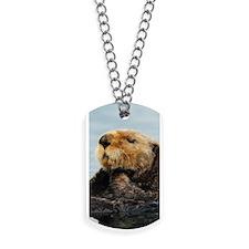 Alaskan Sea Otter Dog Tags
