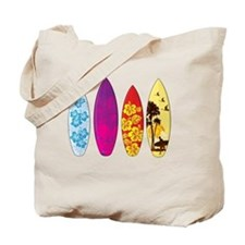 Surfboards Tote Bag