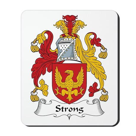Strong Mousepad