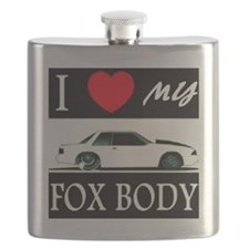 I love my Fox Body Flask