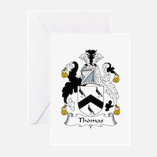 Thomas (Wales) Greeting Cards (Pk of 10)