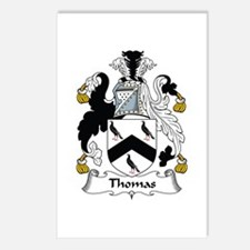 Thomas (Wales) Postcards (Package of 8)