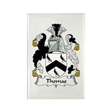 Thomas (Wales) Rectangle Magnet (10 pack)