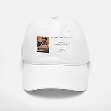 st. luke the evangelist, patron saint of docto Baseball Baseball Cap