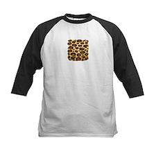 Jaguar Fur Pattern Baseball Jersey