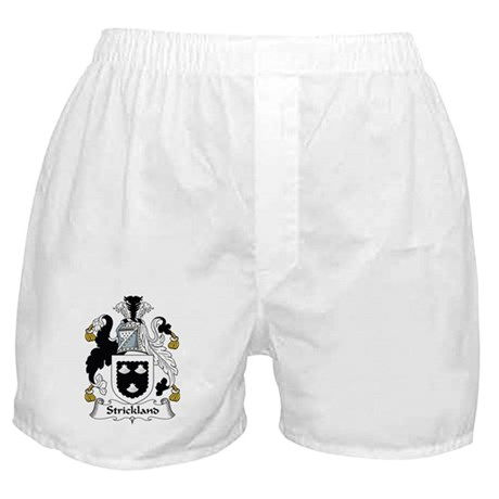 Strickland Boxer Shorts