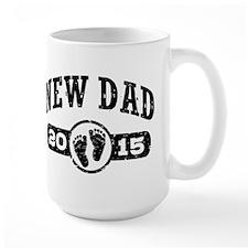New Dad 2015 Mug