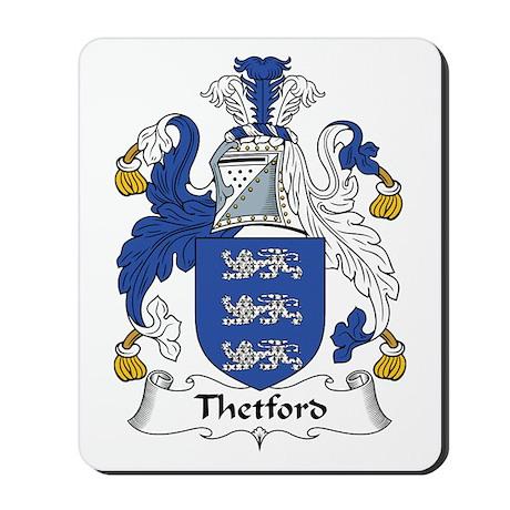 Thetford Mousepad