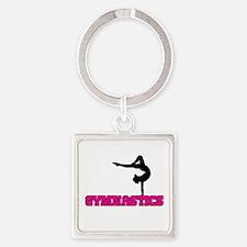 Gymnastics Keychains