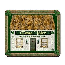 Moore's Irish Cottage Mousepad