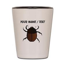 Custom Junebug Shot Glass