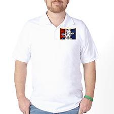 USS Iwo Jima & Apollo 13 T-Shirt