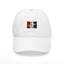 USS Iwo Jima & Apollo 13 Baseball Cap