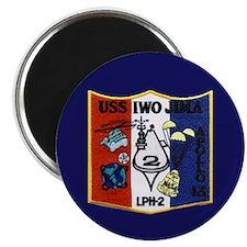 USS Iwo Jima & Apollo 13 Magnet