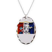USS Iwo Jima & Apollo 13 Necklace