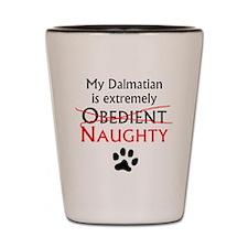 Naughty Dalmatian Shot Glass
