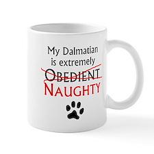 Naughty Dalmatian Mugs