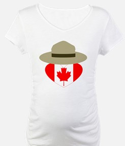 Canadian Campaign Heart Shirt
