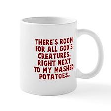 Room for all God's creatures Mug