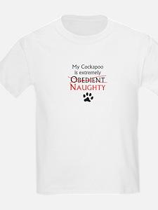 Naughty Cockapoo T-Shirt