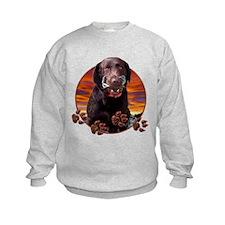 Crabbing lab Sweatshirt