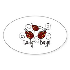 Lady Bugs Decal