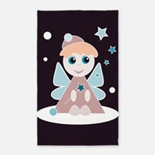 Christmas Angel 3'x5' Area Rug