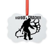 Bigfoot Tracker 3 Ornament