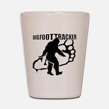 Bigfoot Tracker 3 Shot Glass