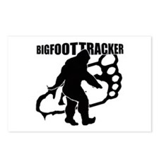 Bigfoot Tracker 3 Postcards (Package of 8)