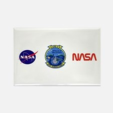 USS Guadalcanal Apollo 9 Recovery Rectangle Magnet